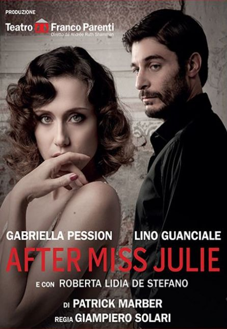 [TEATRO] AFTER MISS JULIE